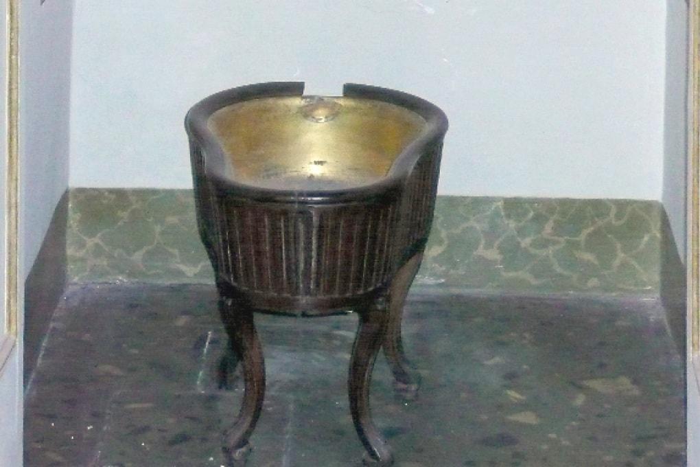 Dove è stato inventato il bidè?