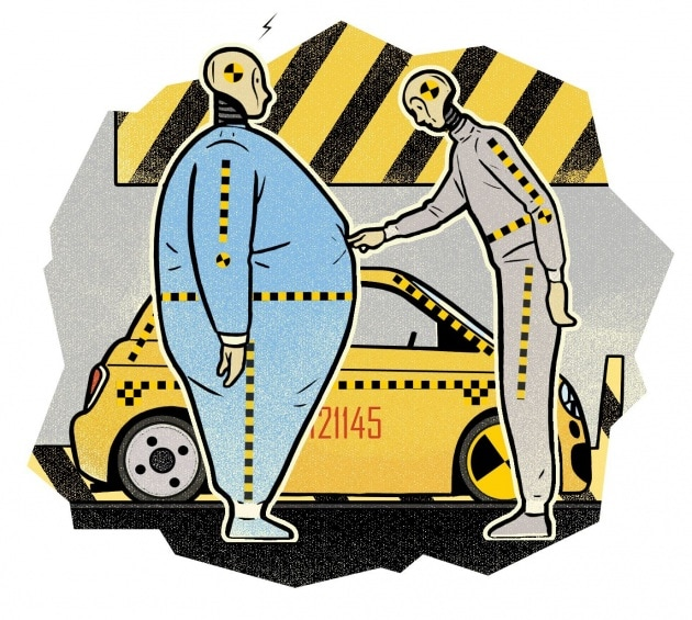 10 cose che (forse) non sai sugli incidenti stradali
