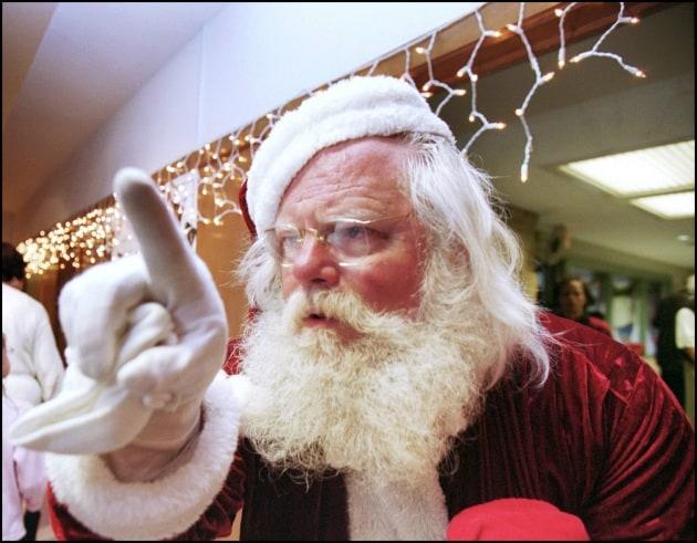 Babbo Natale? Porta i regali ai bambini ricchi