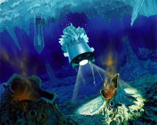 Il batterio estremofilo che può vivere su Europa grazie alle radiazioni