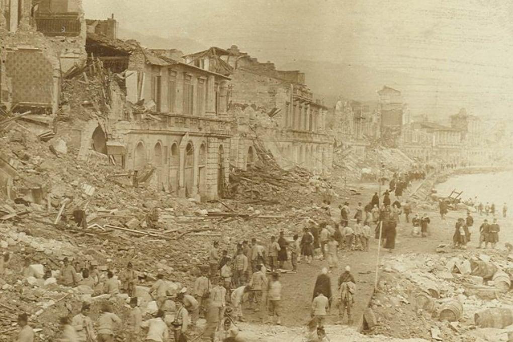 Apocalisse a Messina, il terremoto più drammatico nella storia d'Italia