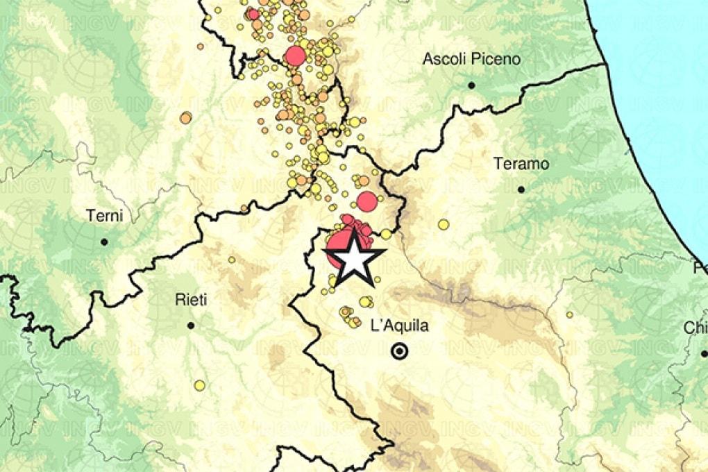 La scienza dei terremoti in Centro Italia di oggi