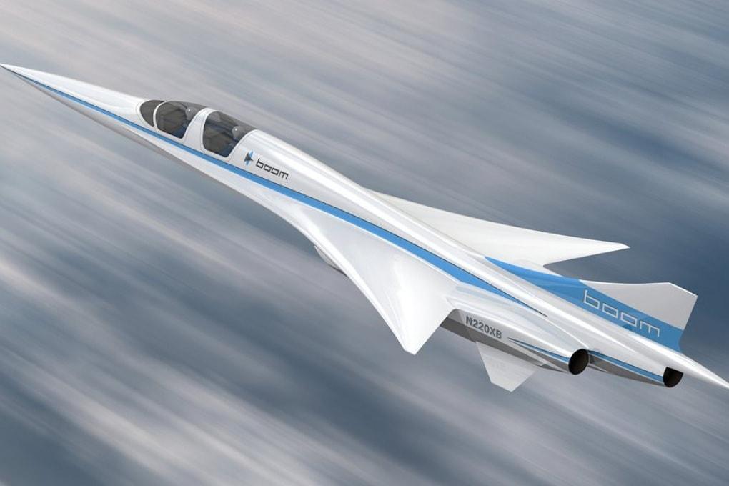 Boom, il nuovo jet passeggeri più veloce del suono