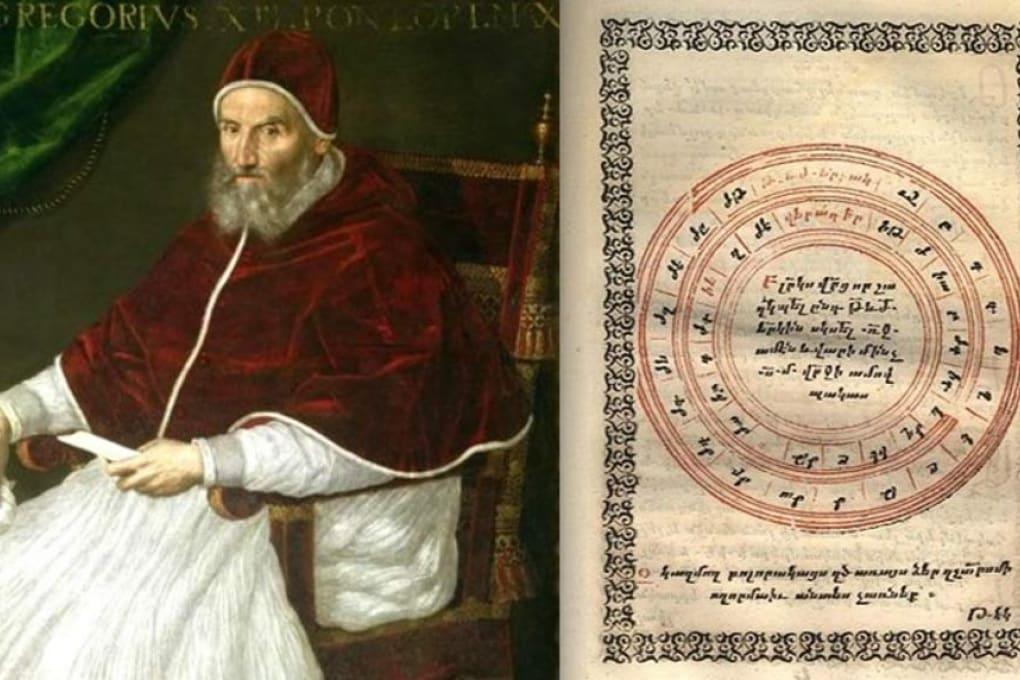 Come è nato il calendario gregoriano