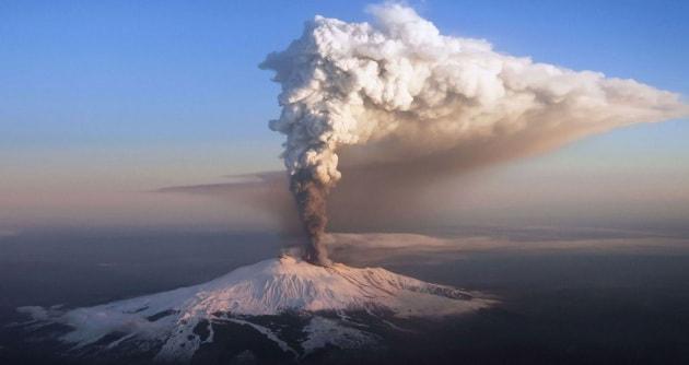 L'Etna: vulcano o gigantesca sorgente di acque calde?