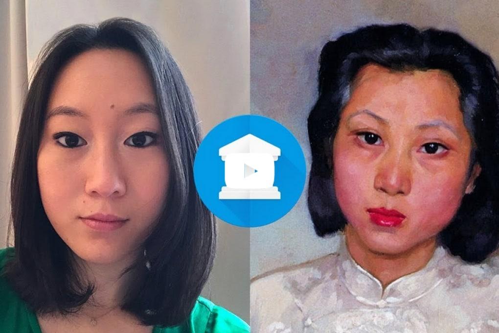 Sosia e selfie: l'app che cerca il tuo volto nei dipinti famosi
