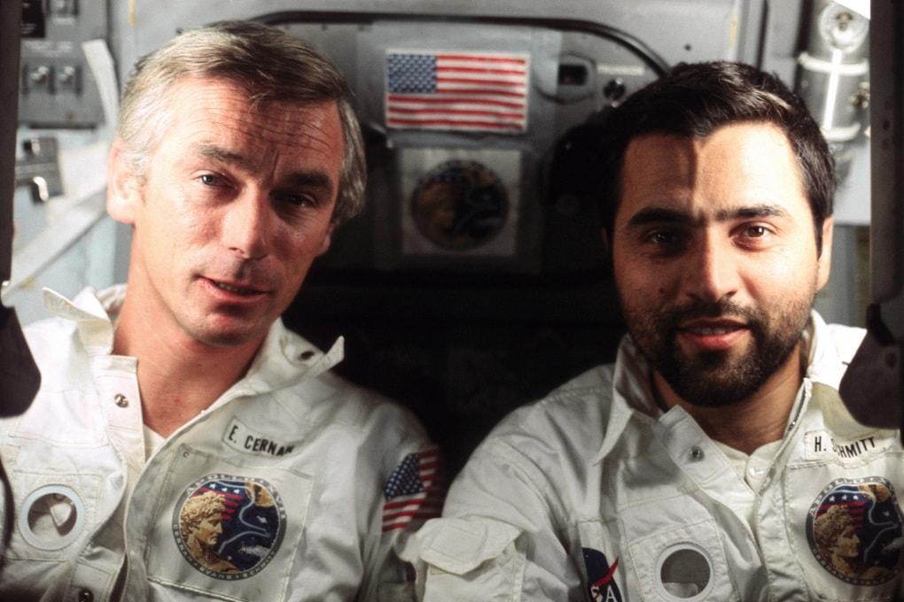 L'astronauta dell'Apollo, allergico alla Luna