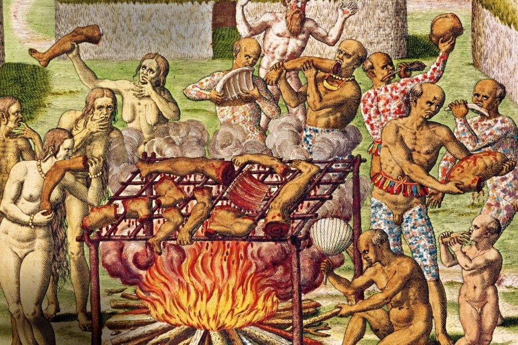 15 cose che (forse) non sai sul cannibalismo