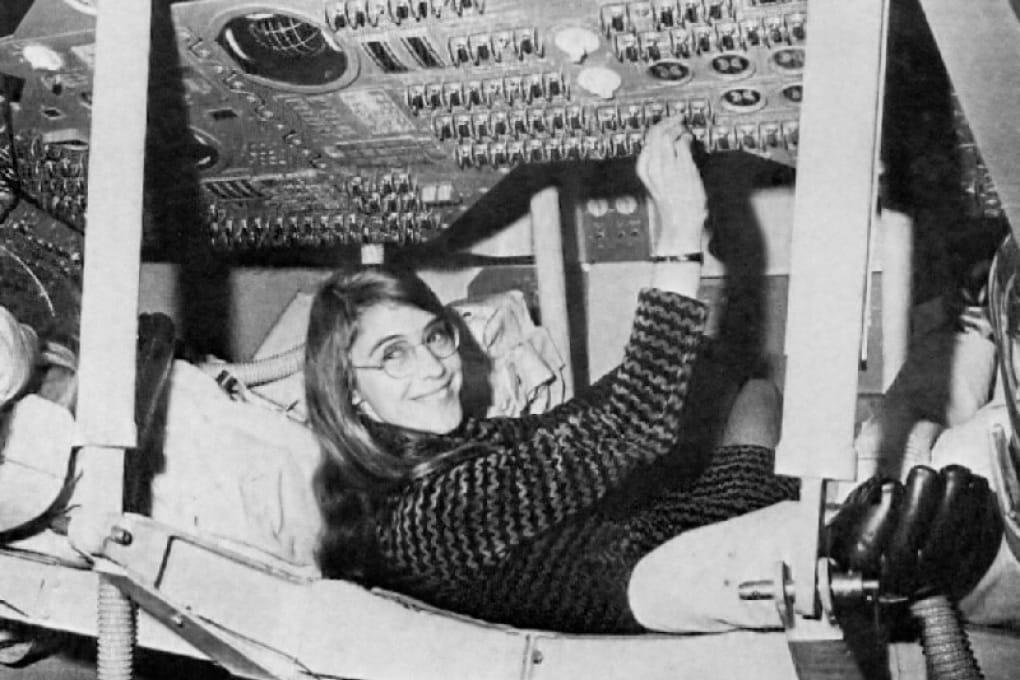 Margaret Hamilton e il codice dell'Apollo 11