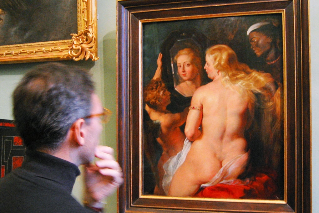 Rubens contro Facebook: la battaglia dei nudi artistici
