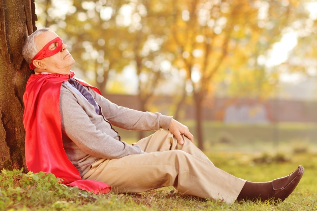 Uno scopo nella vita: chi lo trova, dorme meglio
