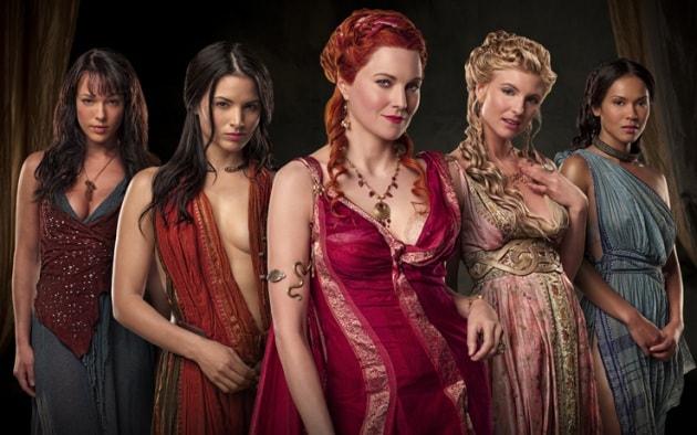 le-donne-di-spartacus