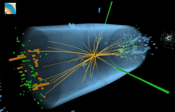 LHC, bosone di Higgs