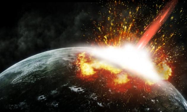Quanto dovrebbe misurare un meteorite per ucciderci tutti?
