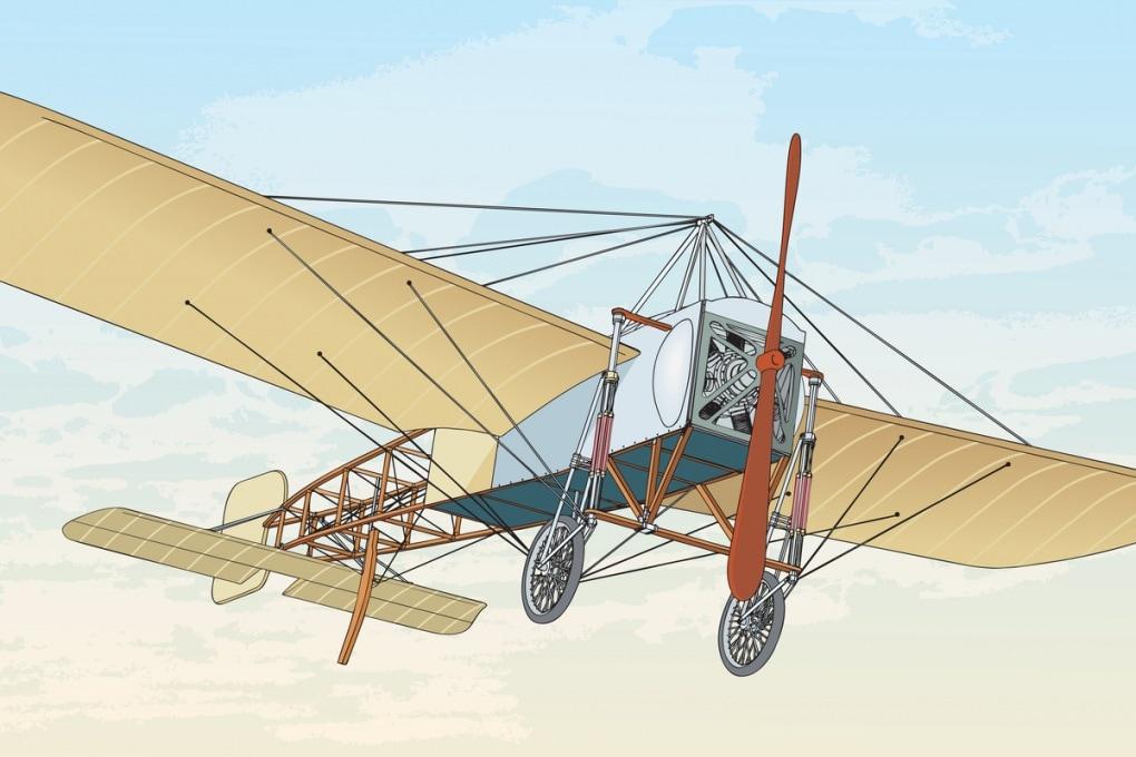 La strana storia delle cure in volo