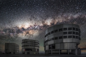 big bang, stelle, galassie, very large telescope, universo, ossigeno, evoluzione stellare
