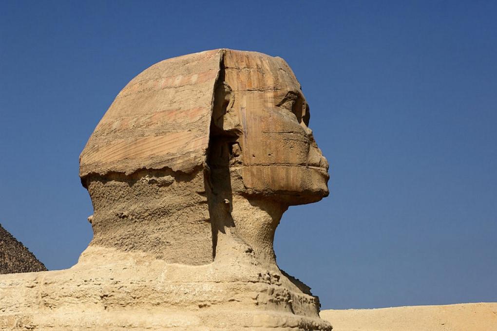 Il profilo della Sfinge