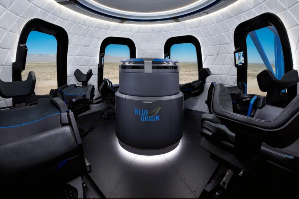 Niente toilette sulle capsule della Blue Origin