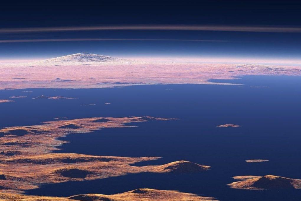 Da dove arrivano le meteoriti marziane