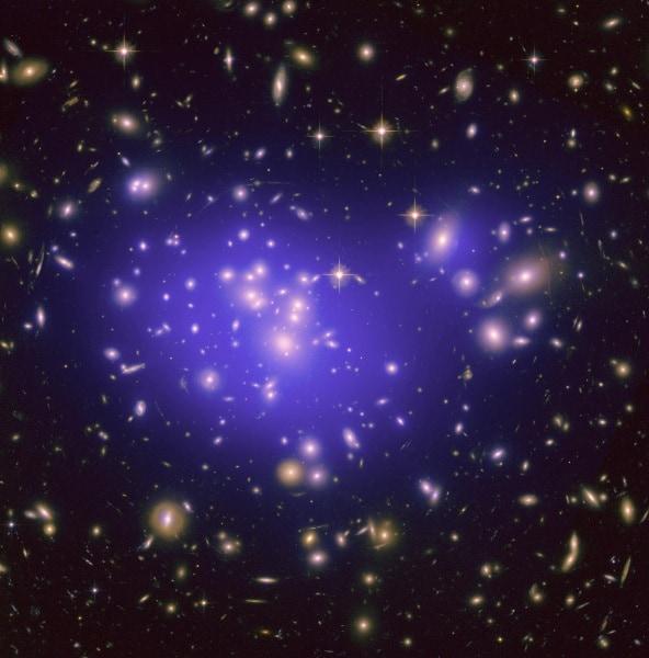 galaxy-cluster