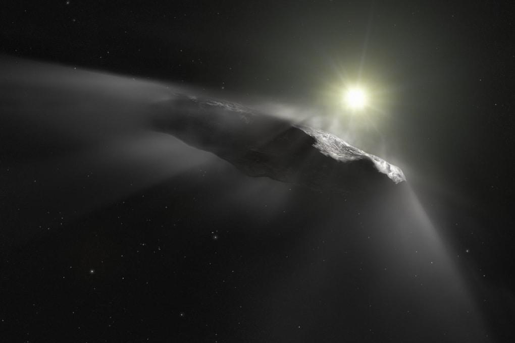 Il non-avvistamento astronomico più importante di sempre (quello di Oumuamua)