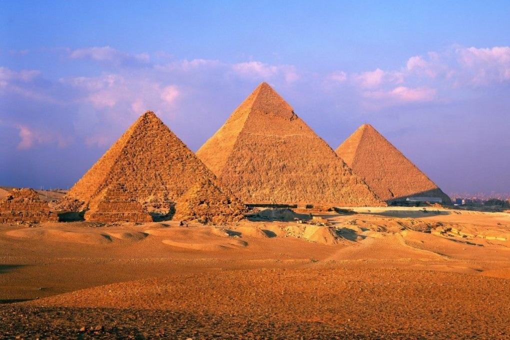 I nuovi misteri della Piramide di Cheope