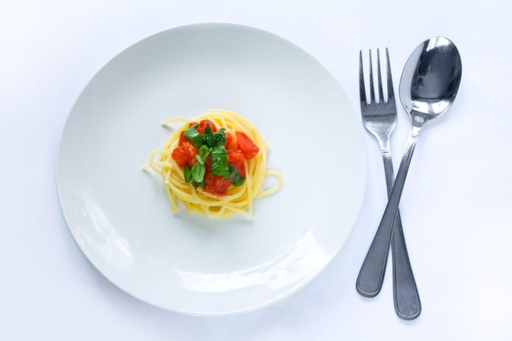 Mangia poco, invecchierai meno