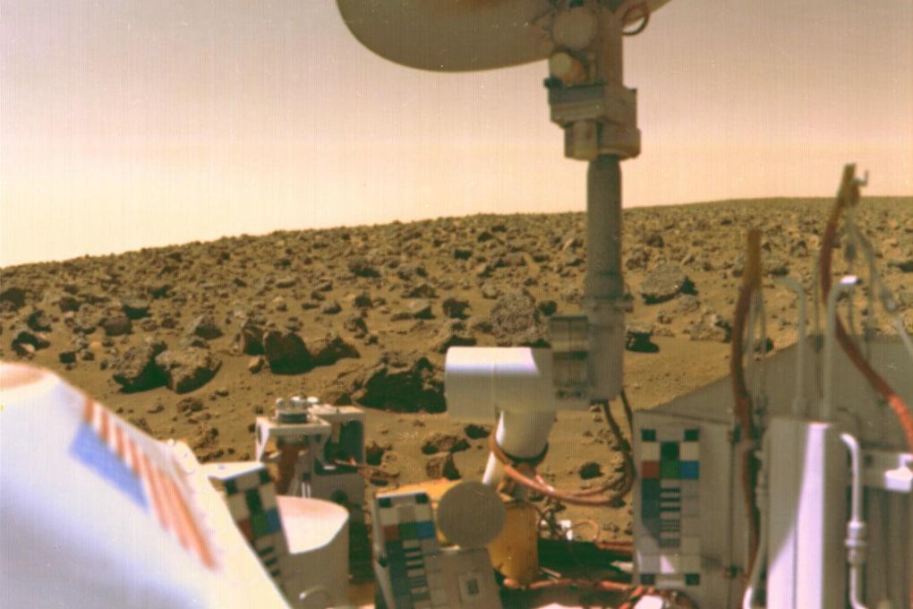 Le sonde Viking potrebbero avere cancellato eventuali prove di vita su Marte
