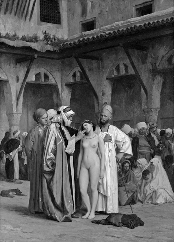 ha fatto le donne bianche hanno sesso con schiavi neri