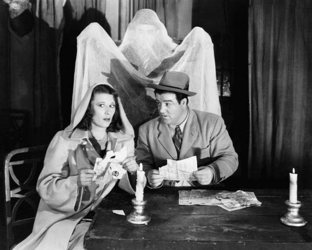 Un fantasma al cinema per adulti: un esperimento che precorse i tempi