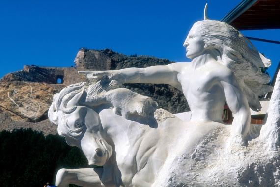 Nativi americani - L'ultimo Sioux: il monumento a Cavallo Pazzo
