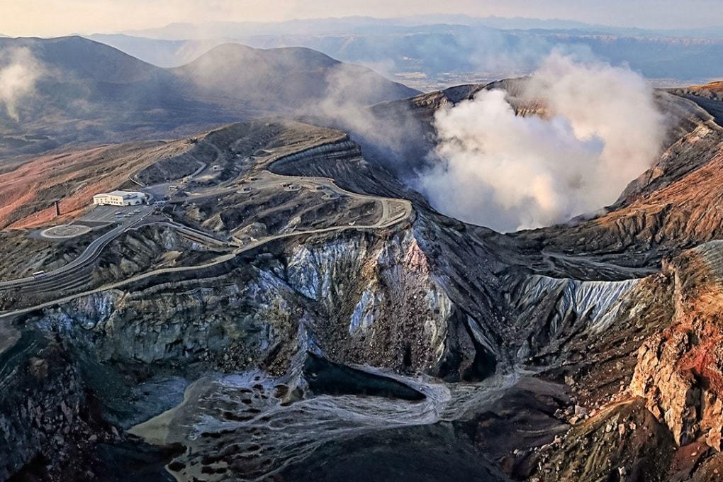 Giappone: un vulcano ha fermato un terremoto