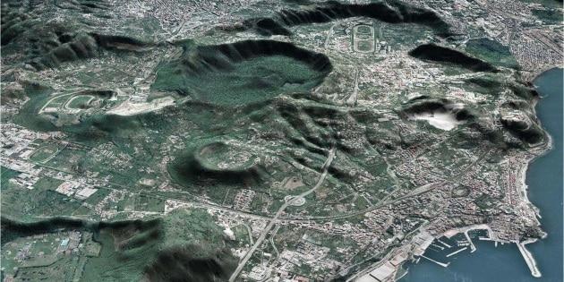 Supervulcani: i Campi Flegrei