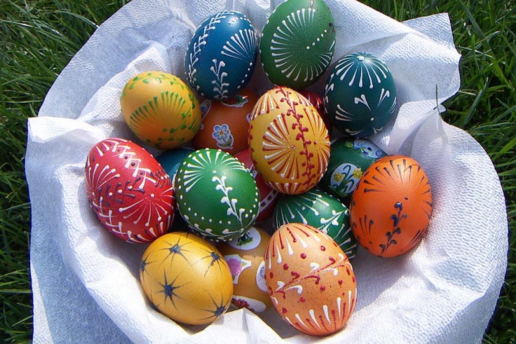 Com'è nata la tradizione delle uova di Pasqua?