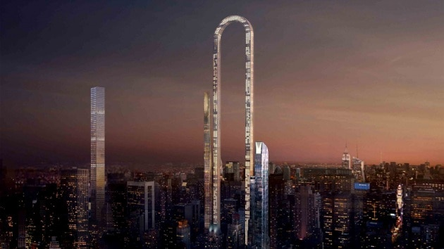 The Bend, a New York il grattacielo che si piega