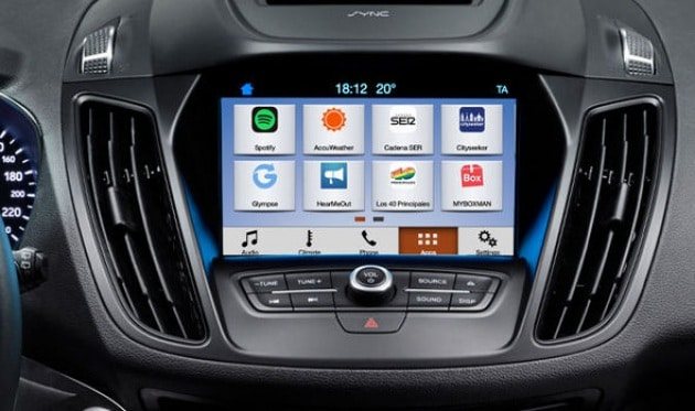 ford-car-kuga-apple-carplay-uk-mobile-world-congress-mwc-2016-barcelona-android-auto-entertainment-system-sync-3-system-ford-veh-646971