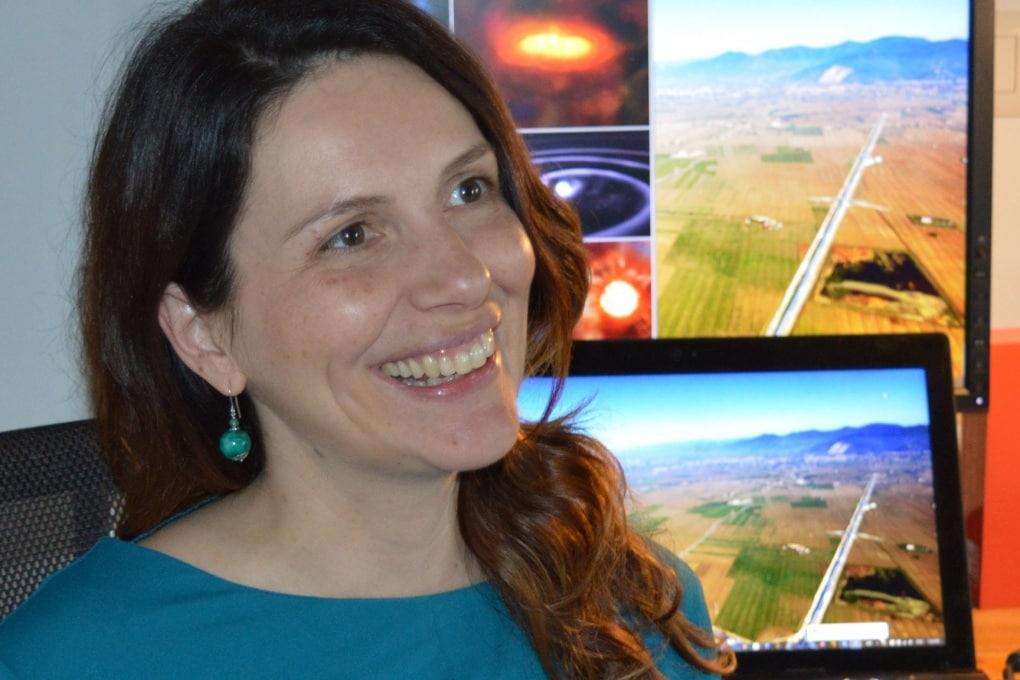 L'italiana Marica Branchesi tra gli scienziati dell'anno di Nature