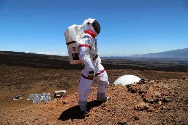 Ossigeno e combustibile su Marte, in un colpo solo