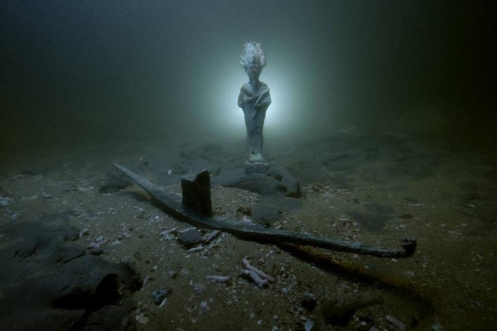 Tre relitti di navi romane colmi di tesori al largo dell'Egitto
