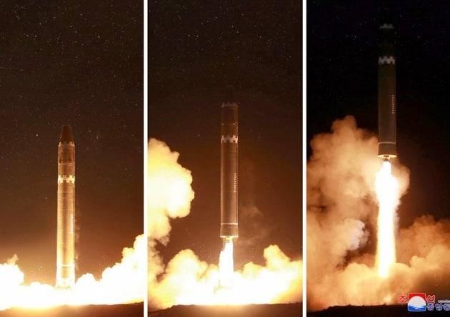 Come funziona un missile balistico intercontinentale?