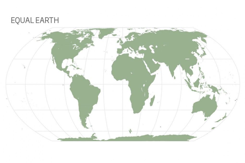 Una nuova, più accurata mappa della Terra