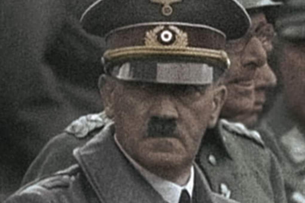 Gli ultimi misteriosi momenti di Hitler
