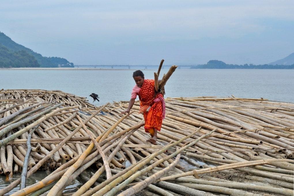 L'India e il folle piano per il fiume più lungo