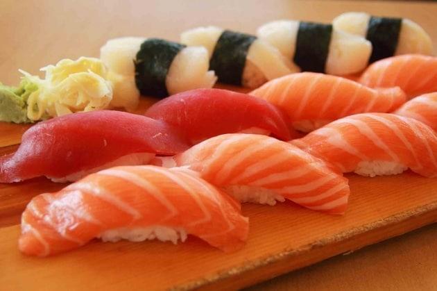 """I """"parassiti del sushi"""" si sono moltiplicati negli ultimi quarant'anni"""