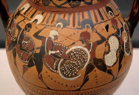 Omero, Iliade. Micenei