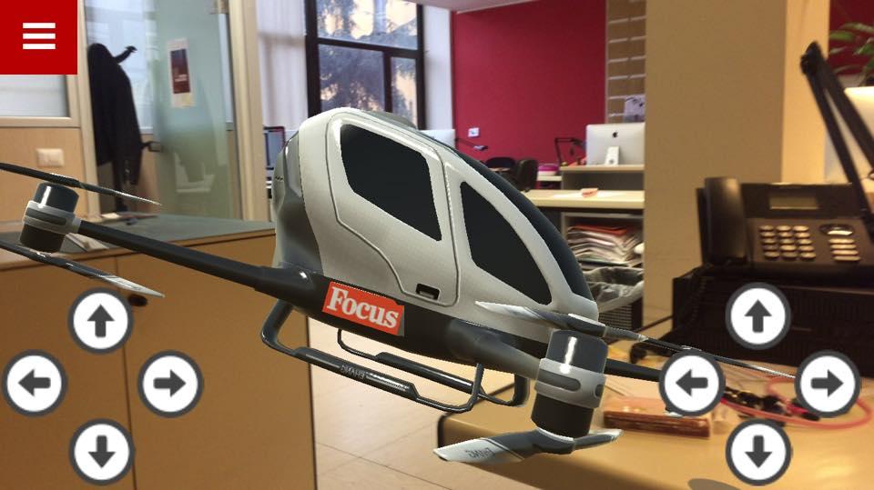 La soluzione al traffico che ogni automobilista sogna, ecco 'Kitty Hawk Flyer'