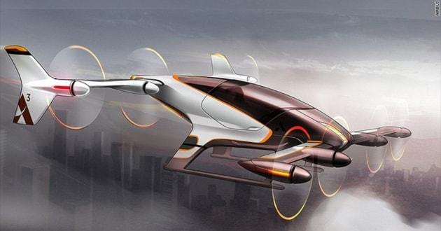 L'aereo senza pilota di Airbus pronto entro fine anno