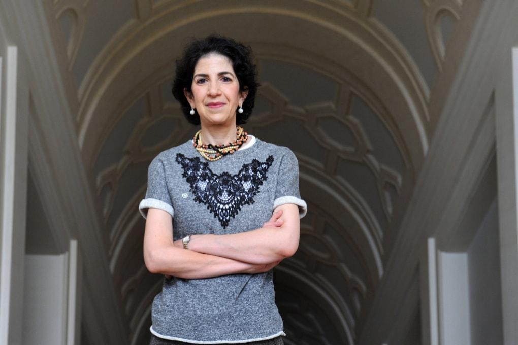 Fabiola Gianotti confermata direttrice del Cern