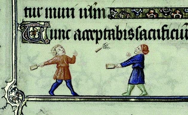 Come vivevano i bambini nel Medioevo