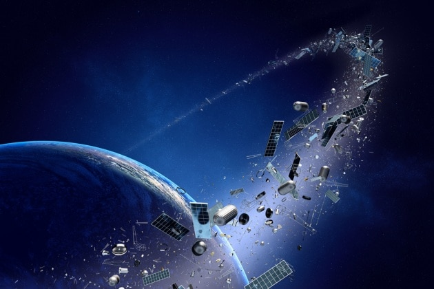 Chi sono i maggiori produttori di detriti spaziali?